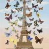 Eiffel Tower, Lenticular