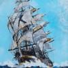 'Ship at sea'